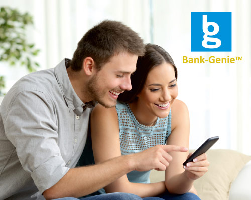 bank-genie-graphic-design